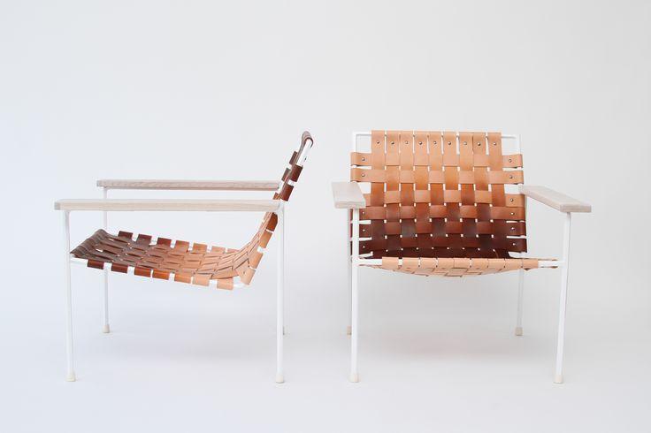 Rod+Weave Chair — Eric Trine