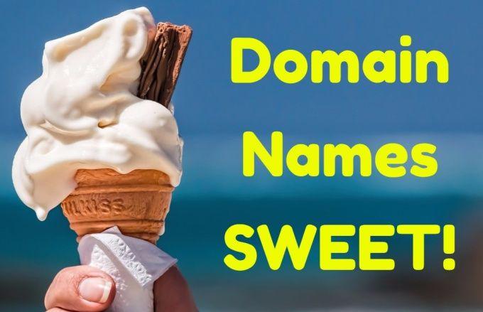 provide 5 marketable domain name ideas by jawbrain