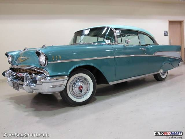 1957 Chevrolet Bel Air for sale #1994403 - Hemmings Motor News