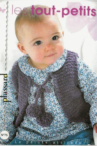 Plassard n°75 - Les tricots de Loulou - Picasa Albums Web
