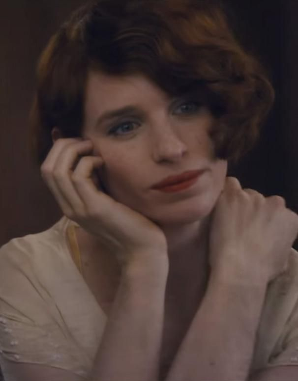 The just-released trailer for Tom Hooper's The Danish Girl stars Eddie Redmayne as trailblazing transwoman Lili Elbe