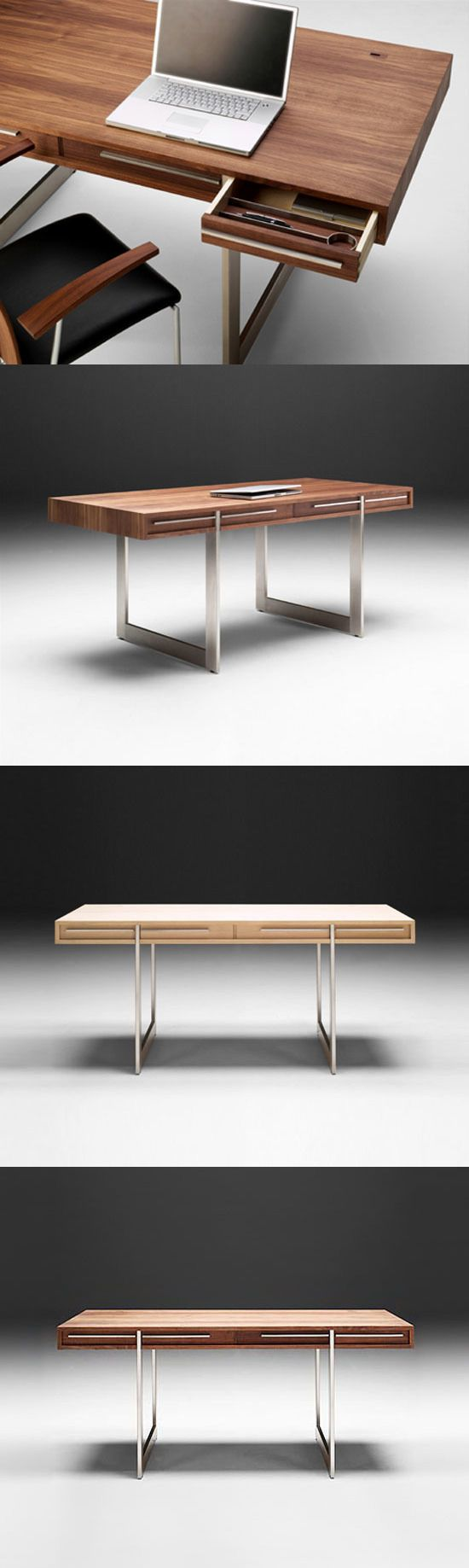 images about Desks amp others office on Pinterest Modern