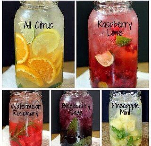Detox Drinks!  A Healthy Way To Loose Weight! #Health&Fitness#Trusper#Tip