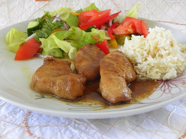 Το Κοτόπουλο Τεριάκι (teriyaki) είναι μια υπέροχη συνταγή της Γιαπωνέζικης κουζίνας αλλά προσαρμοσμένη στα Ελληνικά μας γούστα, με μοναδική υπέροχη γεύση, ένα φτηνό φαγητό που γίνεται σε λιγότερο από μισή ώρα, με λίγες θερμίδες και υλικά που βρίσκουμε εύκολα. #τεριάκι #κοτόπουλο #Γιαπωνέζικη_κουζίνα
