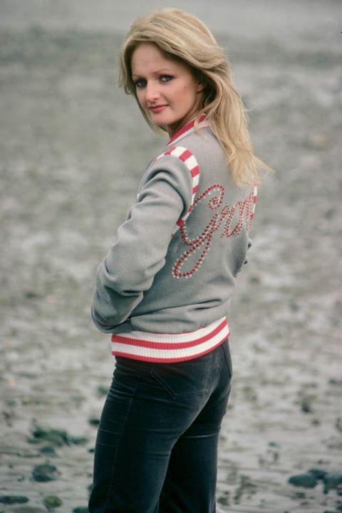 Bonnie Tyler #bonnietyler #gaynorsullivan #gaynorhopkins #thequeenbonnietyler #therockingqueen #rockingqueen #1978 #francoisgaillard #rock #music