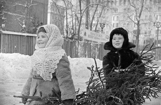 Волшебство начинается! СССР. 1970-е.