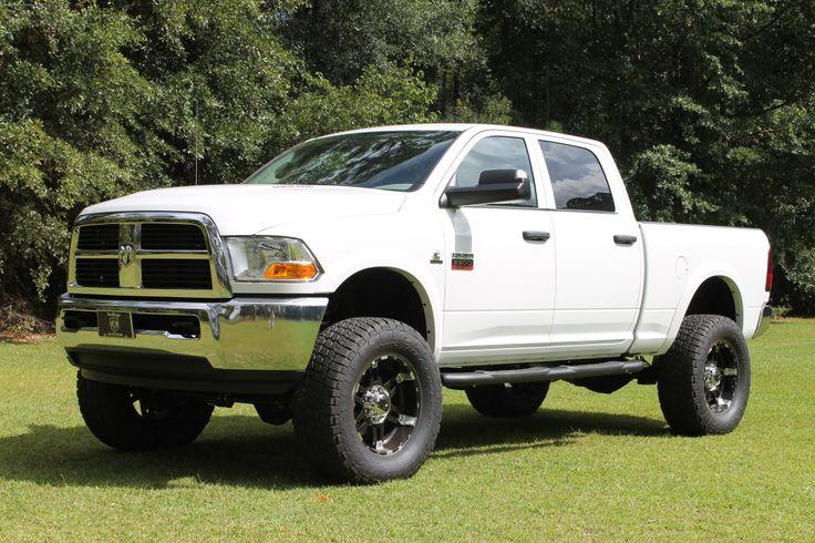 Dodge Ram Lifted Trucks