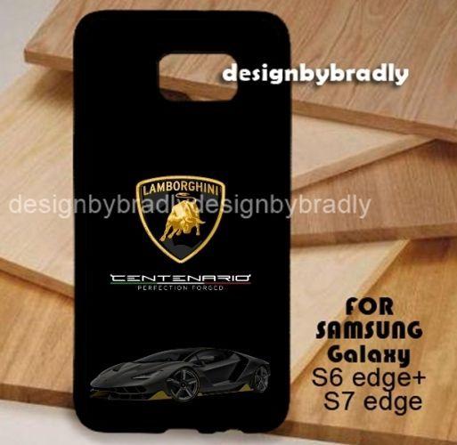 Lamborghini Centenario For All type Samsung and iPhone Case Hard Plastic #UnbrandedGeneric