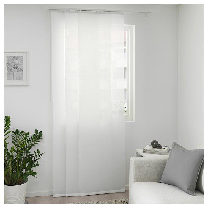 ingjerd panneau blanc 60x300 cm