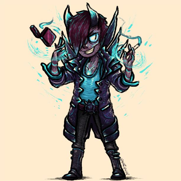 A classic school rebel, Terrorblade stole from the headmaster's office, ignored the school code that should have bounded his behavior, and broke every law of the Radiant and Dire Academies. For his crimes, he was taught this lesson: even detention...