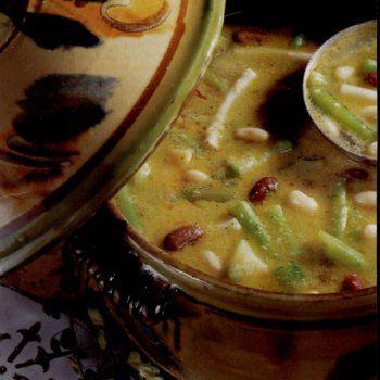 Soupe au pistou à la provençale