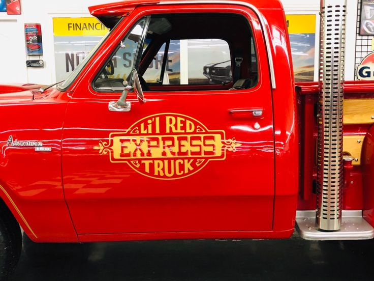 Used 1980 Dodge Pickup 1/2 TON Lil Red Express Tribute
