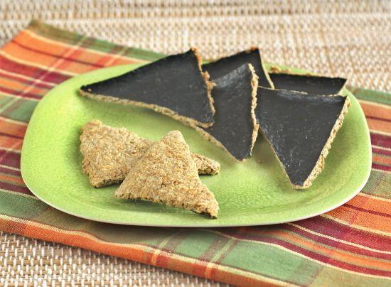 Anti Candida, Sugar Free, Gluten Free, Grain Free, Nut Free, Vegan Spicy Nori Crackers   Diet, Dessert and Dogs