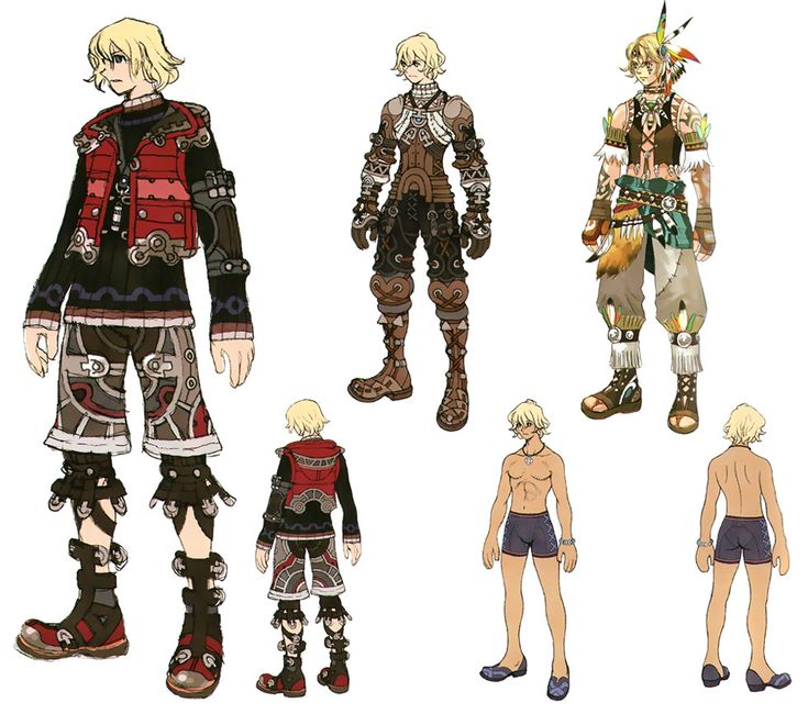 Character Design Xenoblade : Best concept art character human images on