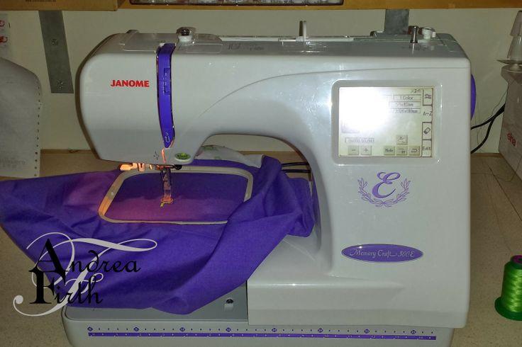 300e Janome Tutorial Machine Sewing
