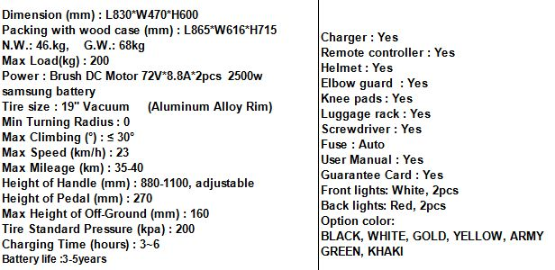 2016 2000w new scooter golf electric chariot 19inch 2 wheel e balance scooter hoverboard electric chariot scooter, View electric vehicle, Mag-S1 Product Details from Shenzhen Mag Technology Co., Limited on Alibaba.com