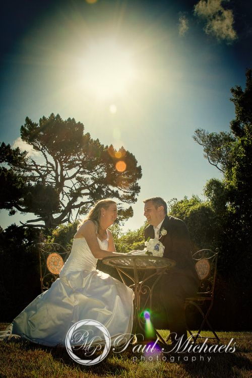Bride and groom sharing some time together at Ohariu farm. Wellington weddings by PaulMichaels photography http://www.paulmichaels.co.nz/bede-dawn-wedding/