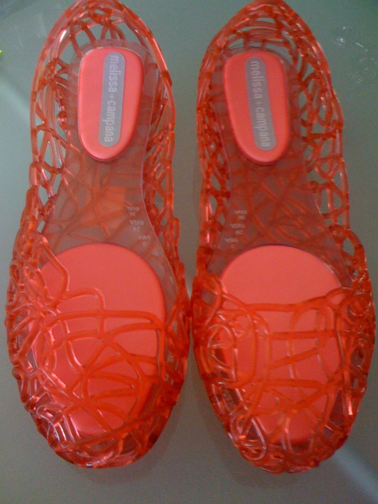 MELISSA shoes by CAMPANA | SUMMER 2009