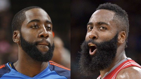 Watch NBA stars morph from rookies into vets in these mesmerizing GIFs