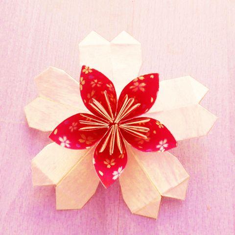 【梅の花・桃の花・春の花・ひな祭りのおひなさまの花】折り紙の折り方・作り方動画をまとめてみました!春の桃の節句、ひな祭りの飾りにおすすめ!おりがみを使ってかんたんに作れる、かわいいお花の折り方の作り方を見れる動画をご紹介します。お花のお皿や、お花の箱の折り方も♪
