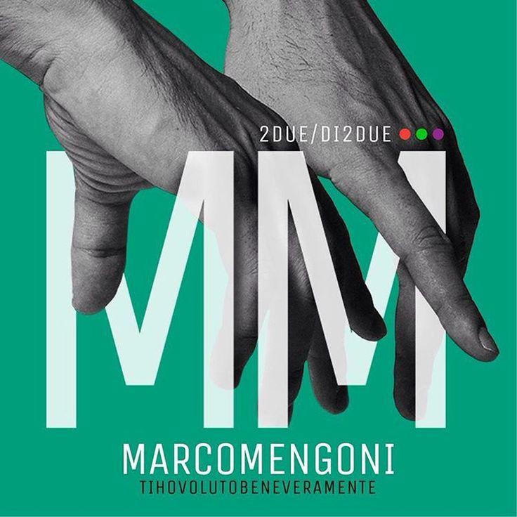 #TIHOVOLUTOBENEveramente è il titolo del nuovo singolo di #MarcoMengoni #2DUEdi2DUE