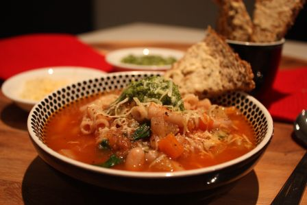 MEAL PLAN WITH WINTER WARMERS & SOUP