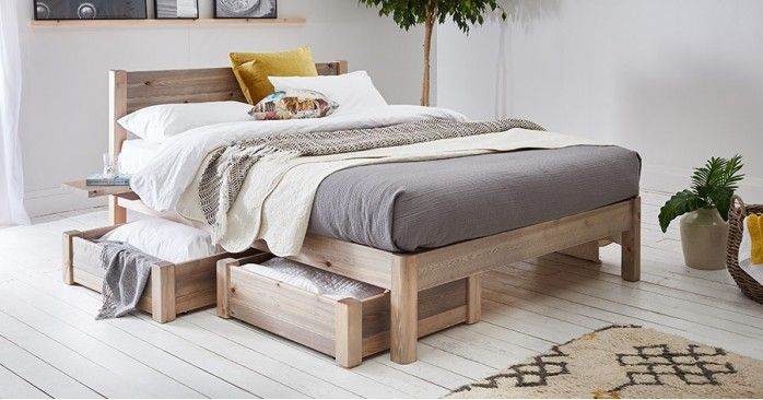 White Knight Bed Space Saving With Images Space Saver Bed