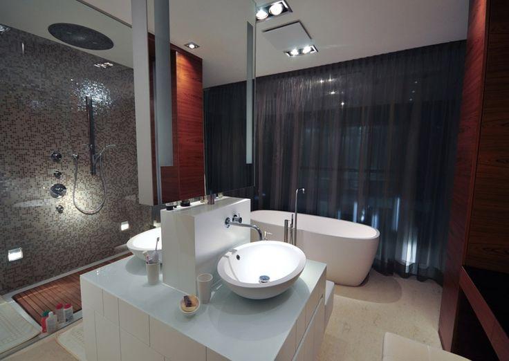 Moderne Luxus Badezimmer | gispatcher.com