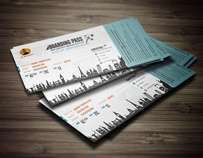 """Check out new work on my @Behance portfolio: """"Boarding pass - Le Aristogatte"""" http://on.be.net/1W7pWG3"""