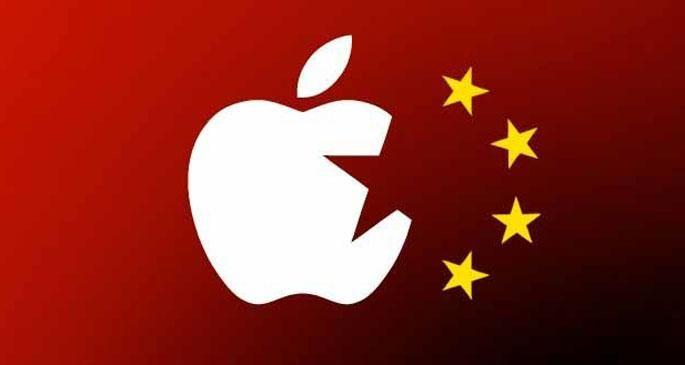 Çin'de iPhone 6 Satışlarını Durdurma Kararı Alındı!
