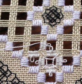 Traditional Crafts: Hardanger   clothmonkey