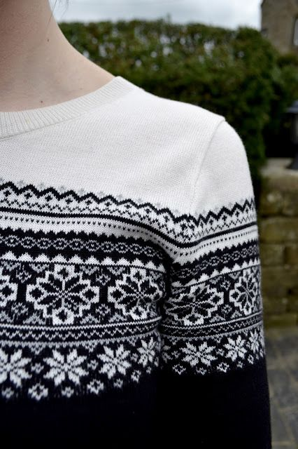 Fairisle Print Jumper: Long Tall Sally