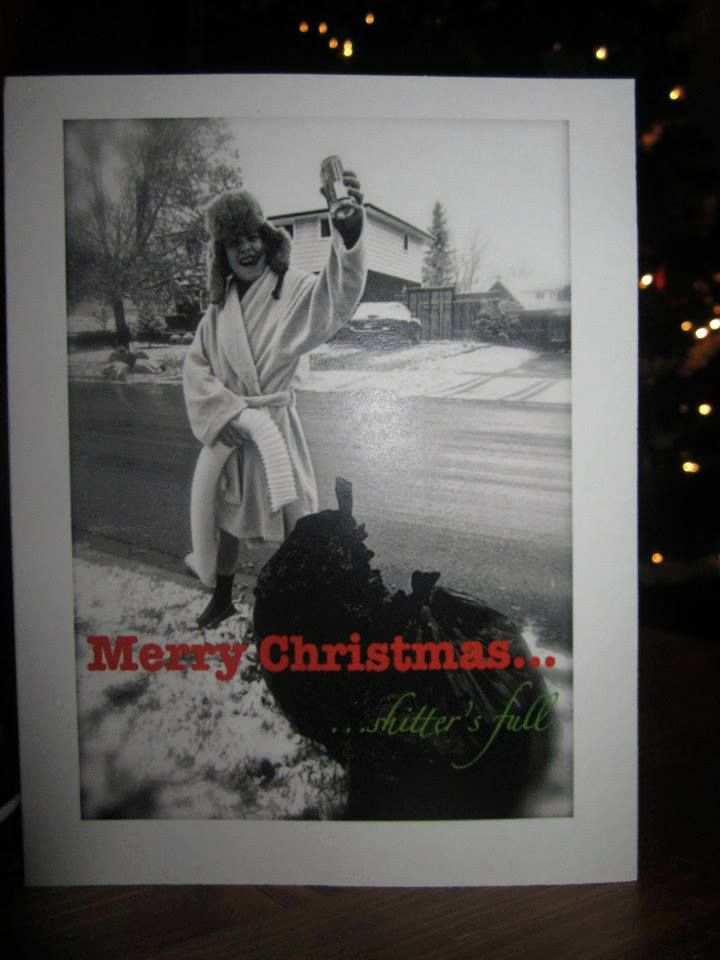 #National Lampoons #Christmas Vacation #christmas Card