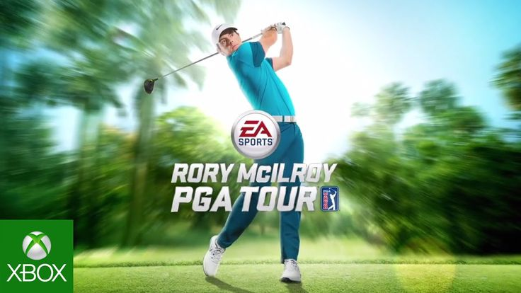 EA SPORTS Rory McIlroy PGA TOUR Official Gameplay Trailer