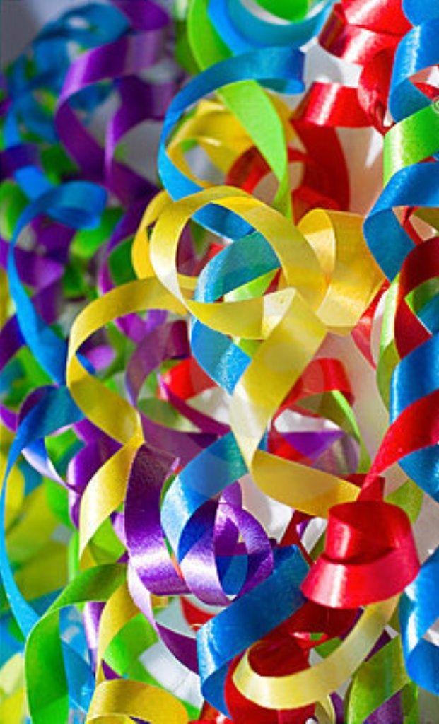 Ribbon, Ribbon, Everywhere