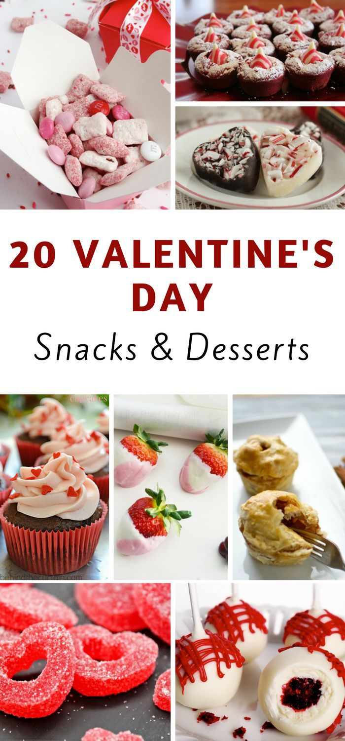 20 valentine 39 s day dessert ideas recipes and snacks for Valentines day ideas seattle
