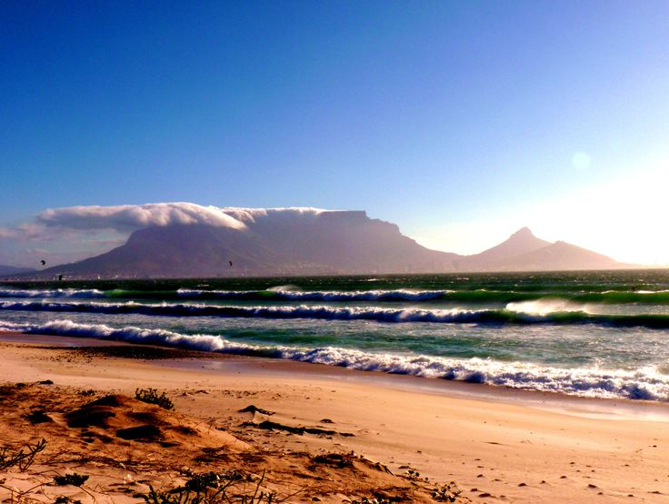 Sunset Beach Cape Town