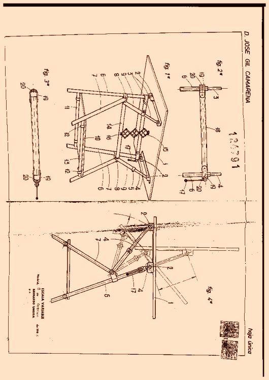 M s de 25 ideas incre bles sobre mesa de dibujo en for Planos de carpinteria
