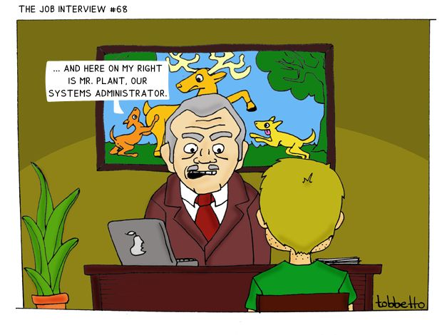 The Job Interview #68