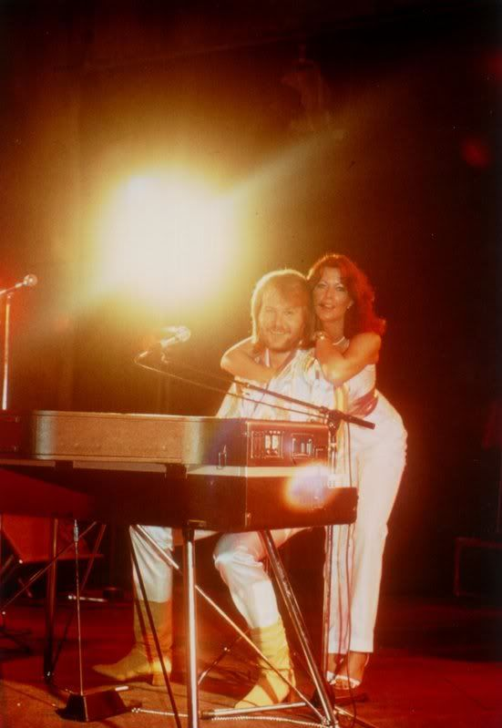 your favourite Benny and Frida pic | www.abba4ever.com