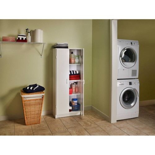 Best Closetmaid White Pantry Cabinet White Kitchen Pantry 400 x 300