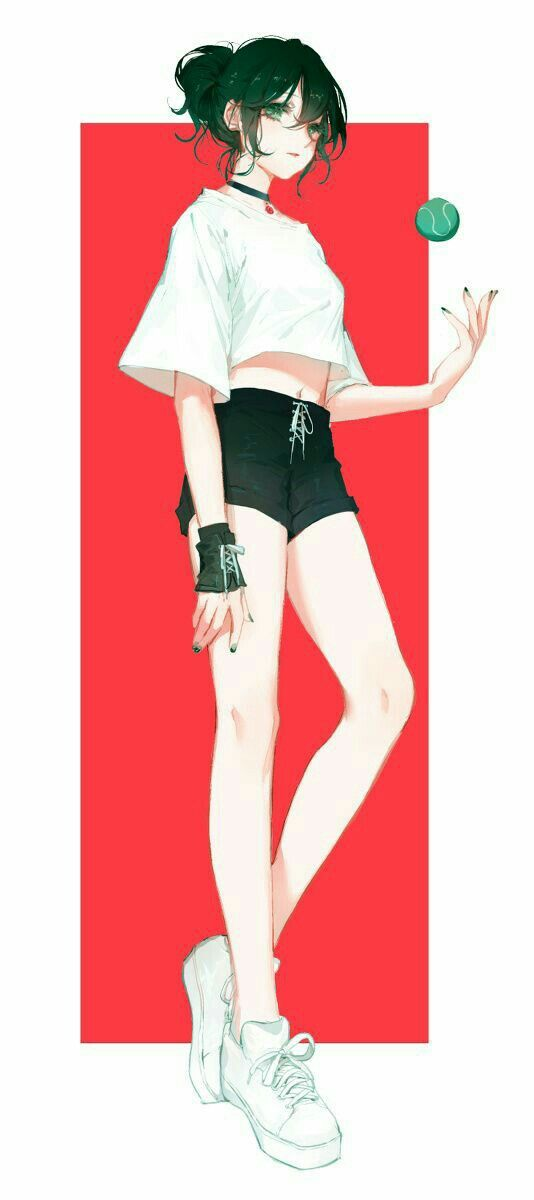 Name: Han Sayake Height: 6'3 Weight: 128 Occupation: college student;riding on a track scholarship Facts: sayake is the child of Han Jumin. Her mother is unknown. She has devoted her life to sports, and is very determined to become a track star. While she does tend to act like her father in the sense of her lack of emotion response to anything, or that she doesn't understand how to handle SAID emotions, she can be very competitive. Loves the family pet, Elizabeth the 4th, and is learning…