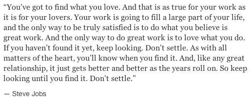 Steve Jobs, 2005 Stanford Commencement Speech