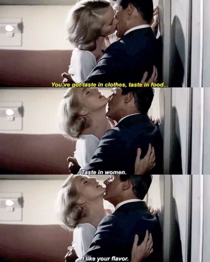 Best Kiss Scene Ever Eva Marie Saint Best Kisses