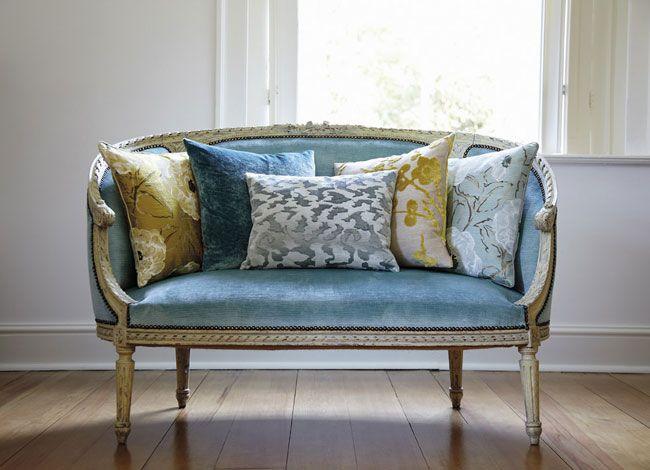 Harlequin fabrics and wallpapers - from Vanilla Interiors - www.vanillainteriors.co.uk