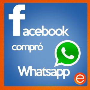 Descubre cuanto pagó #Facebook por #Whatsapp