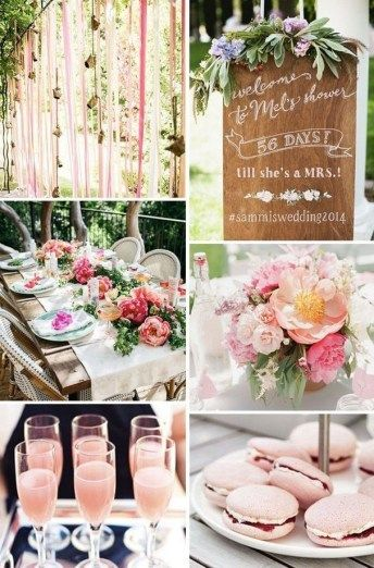 eb16dd35fcf9 Perfect wedding shower brunch decorations ideas (71)