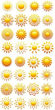 sunshine tattoo designs - Google Search