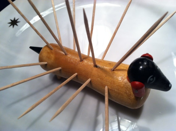 288 Best Toothpick Holders Images On Pinterest Egg Cups