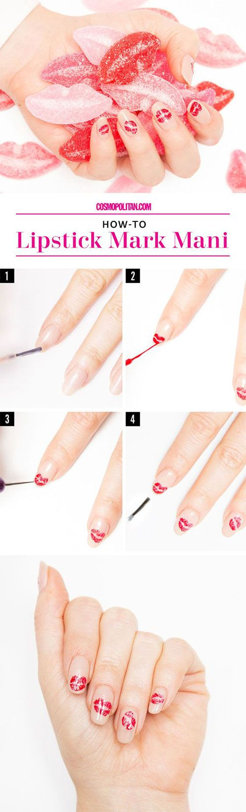 26 best Great Nails, Ghoul-Friend! images on Pinterest | Halloween ...